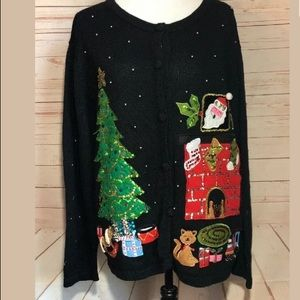 Novelty Christmas Sweater | XL
